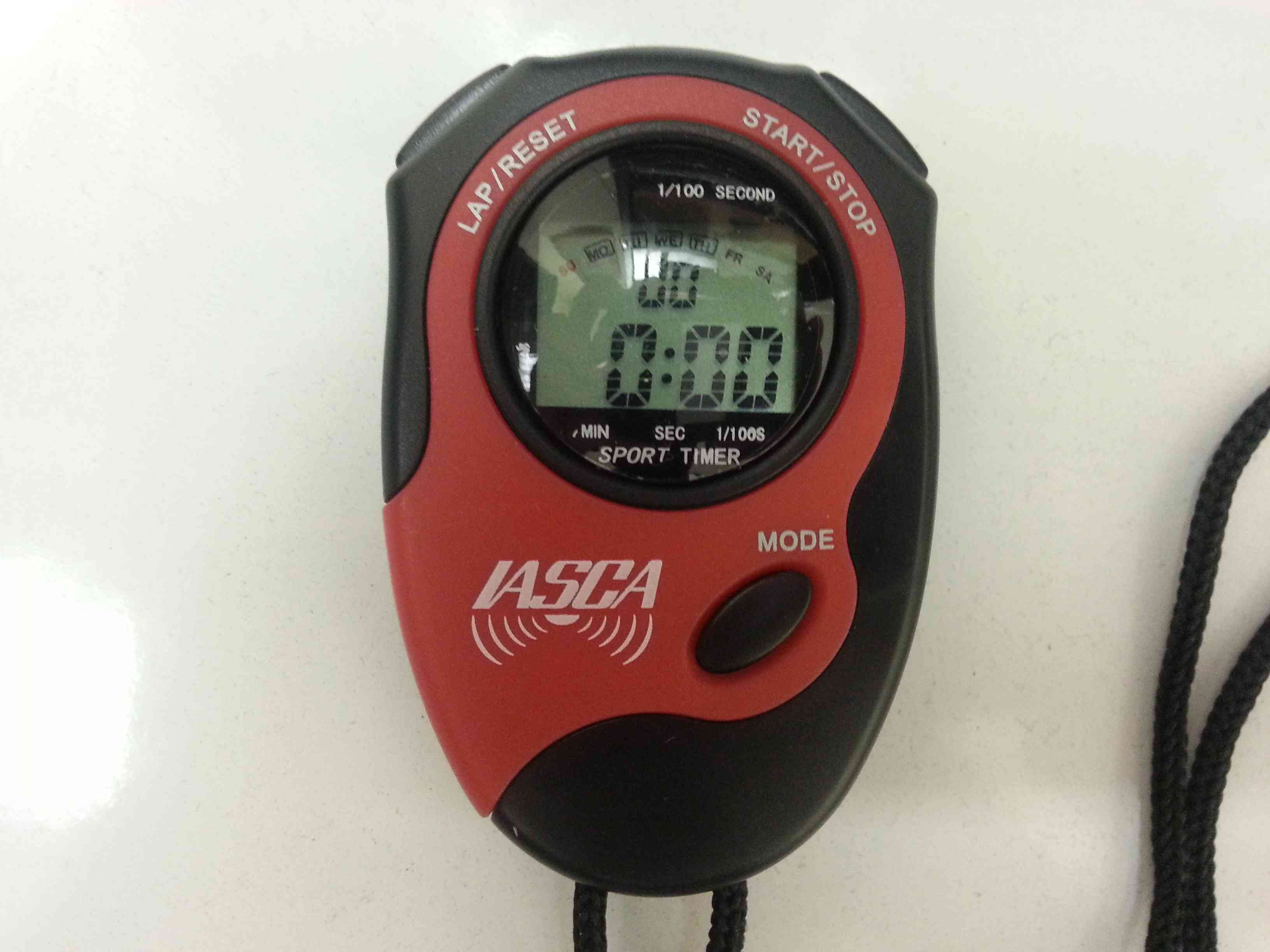 IASCA Stopwatch