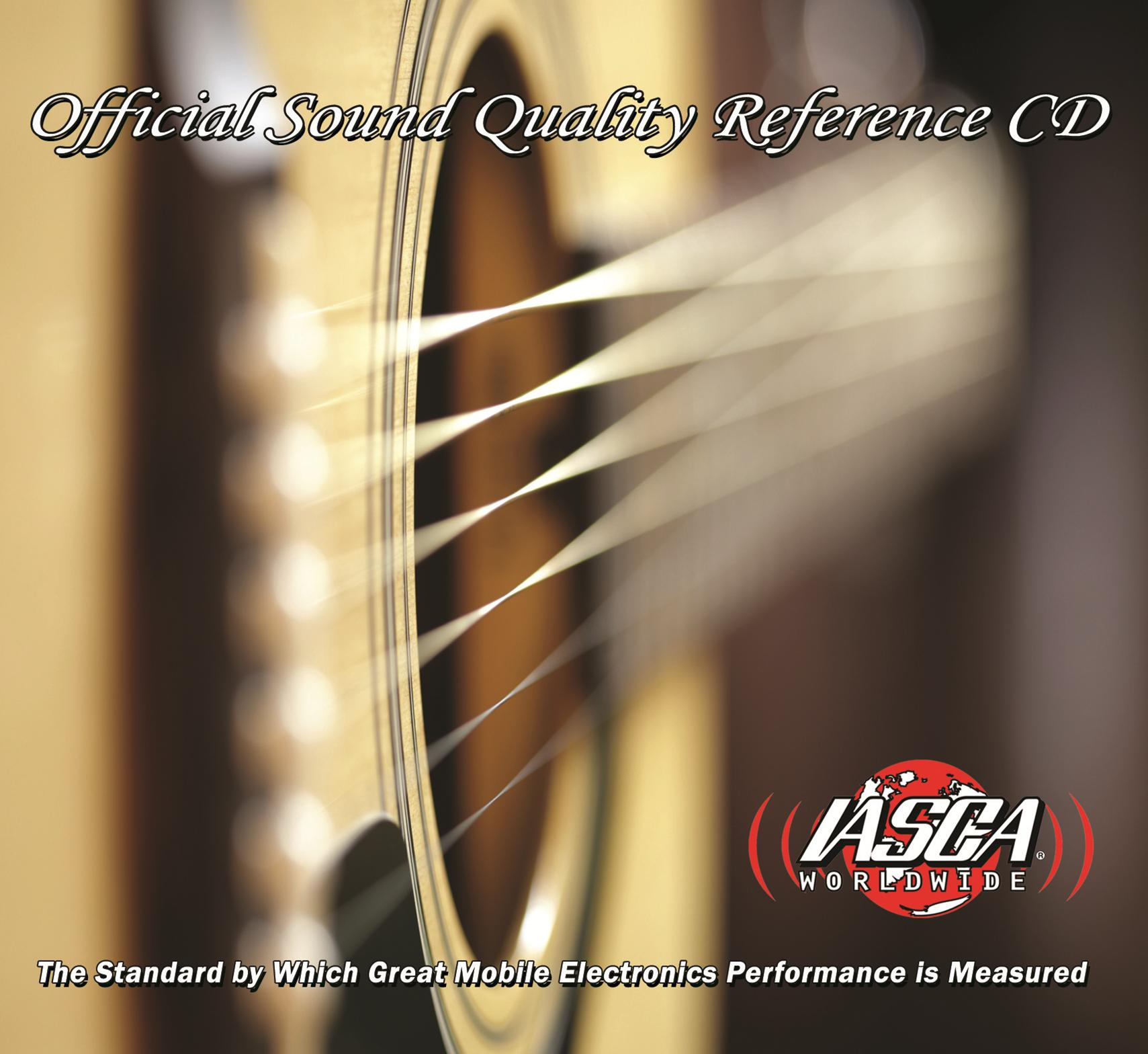 NEW IASCA Sound Quality Reference CD set