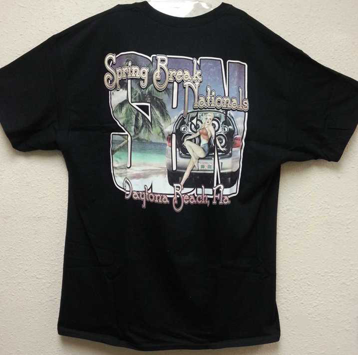 SBN Pin Up shirt