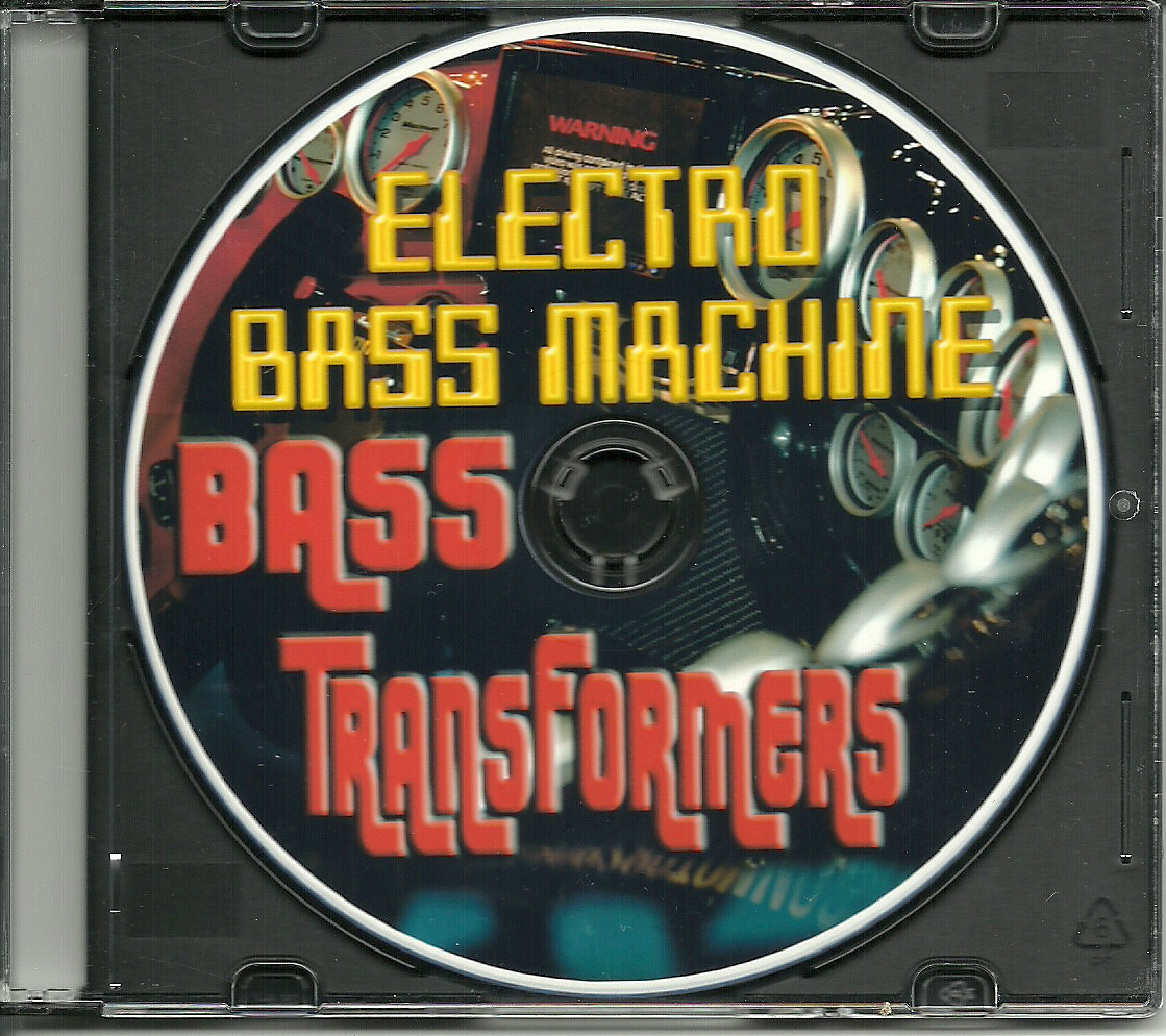 Electro Bass Machine Bass Transformers