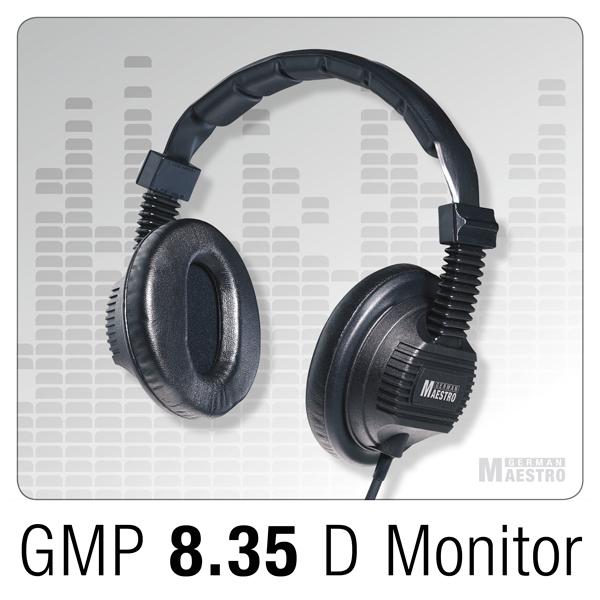 German Maestro GMP8.35 Headphones