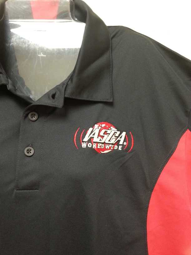 IASCA polo shirt