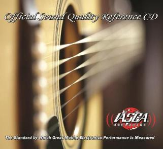 IASCA Sound Quality Reference CD
