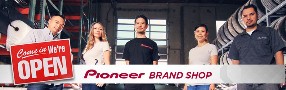 Pioneer banner