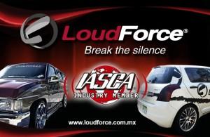 Flyer Loudforce Iasca2