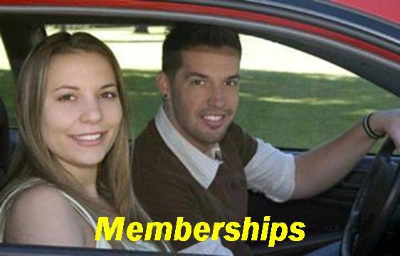 IASCA Competitor Membership