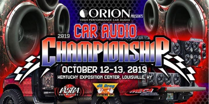 Spectator Pass for Car Audio Championship